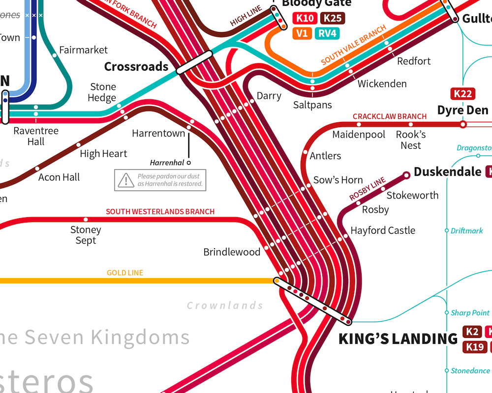 Maps To Know Game Of Thrones Map Ferguson MO NYC Subway Maps - Nyc map by crime